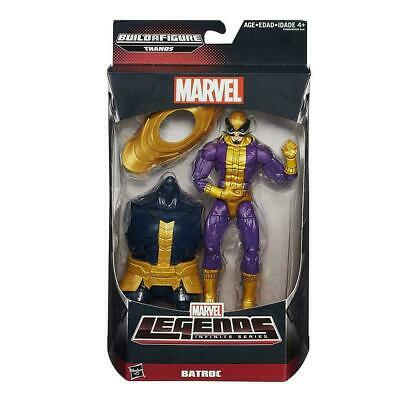 Marvel Legends Thanos Series Batroc 6 Inch  Action Figure