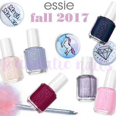 Essie      Fall 2017 As If Collection      Nail Polish  Full Size
