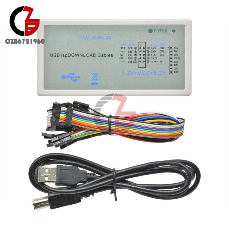 USB Download Cable Jtag SPI Programmer for LATTICE FPGA CPLD HW-USBN-2A