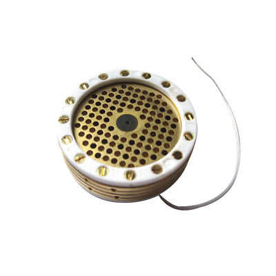 34mm Microphone Large Capsule Diaphragm Condenser Mylar for K67 Element Project
