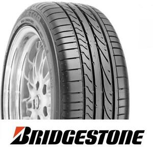 RUNFLAT - 225/45r17 Bridgestone RE050A (summer) liquidation --- 150$ (value 322$)