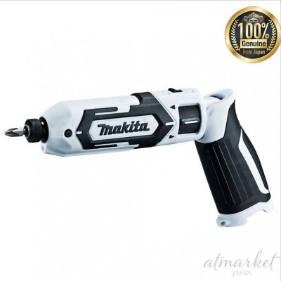 New Makita Rechargeable Pen Impact Driver White Body Only Td022dzw From Japan