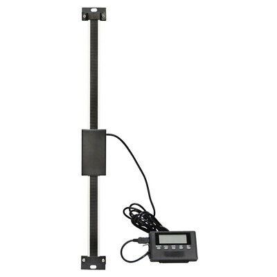 6 Digital Dro Large Lcd Readout Scale For Bridgeport Mill Lathe 6150mm Range