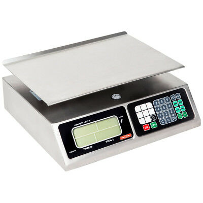 New Tor Rey Lpc-40l 40 Lb Digital Price Computing Food Scale - Legal For Trade