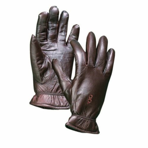 Bob Allen Brown Cabretta Leather Insulated Shooting Gloves Boyt (313)
