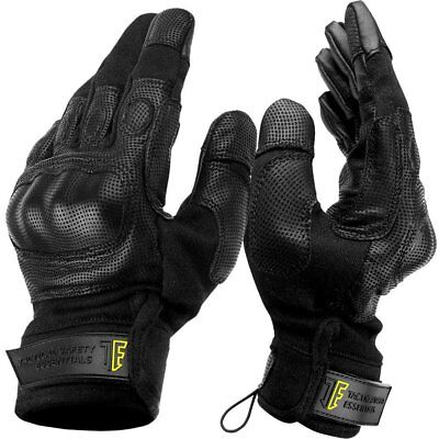 Military Hard Knuckle Tactical Gloves Full Finger Army Gear Sport Shooting Range