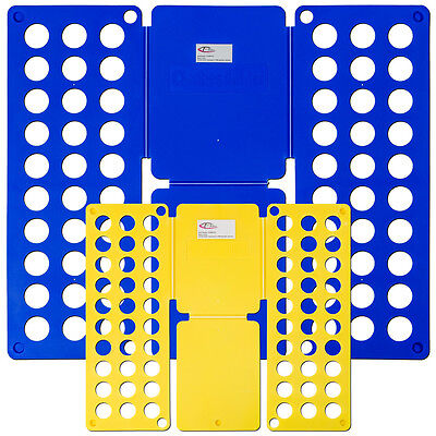 2x Vouwplank set flipfold folding board vouwen voor alle kleding t-shirt blouses