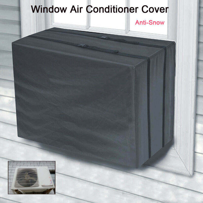 Window Air Conditioner Cover For Air Conditioner Unit Anti-S