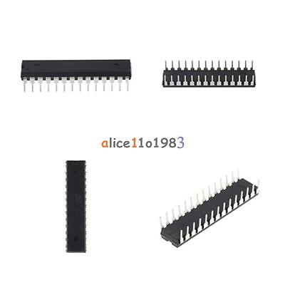 Atmega328p-pu Dip 28 Microcontroller With Arduino Uno R3 Bootloader Or Not