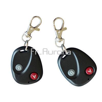 RF Remote Control Key Garage Gate Door Transmitter Wireless 315MHz/433MHz New