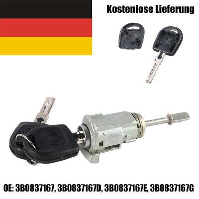 SCHLIESSZYLINDER TÜRSCHLOSS VORNE LINKS für VW LUPO 6X 6E PASSAT 3B OE:3B0837167