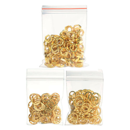100x SMA nut gasket tooth washer SMA female dedicated gold plated antenna seat