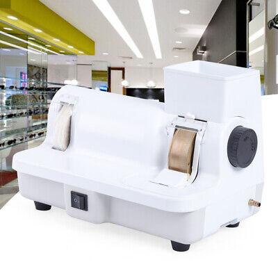 Optical Grinder Eyeglasses Lens Hand Edger And Polisher Optometry Equipment 110v