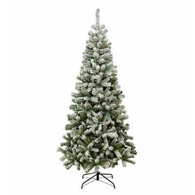 Albero di Natale NEW INNEVATO 180 cm Abete Artificiale con Neve 47502
