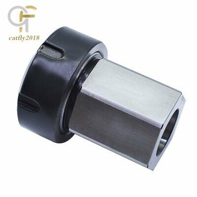 Er-40 Hex Collet Block Chuck Holder For Cnc Lathe Engraving Machine