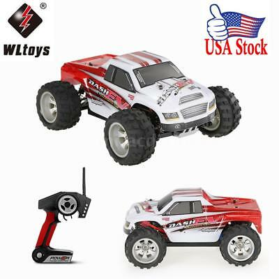USA WLtoys A979-B 2.4G 1/18 1:18 4WD 70KM/H Electric Crawler