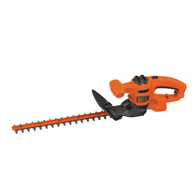 Black & Decker Electric Hedge Trimmer BEHT100 New
