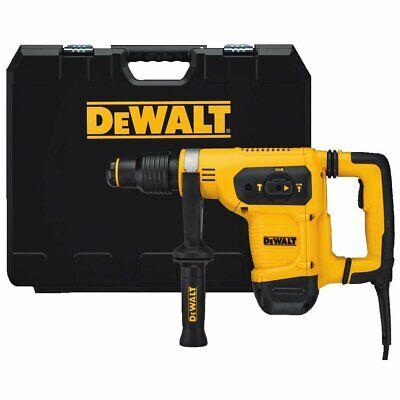 Dewalt D25481kr Sds Max Combination Hammer Kit 40mm
