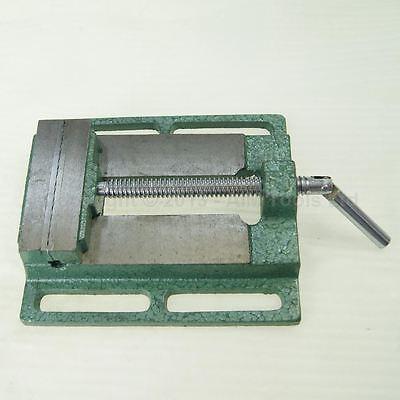 "40227540 Pillar Press Drill Bench Vice 4"" 100mm Budget Reasonable Quality"