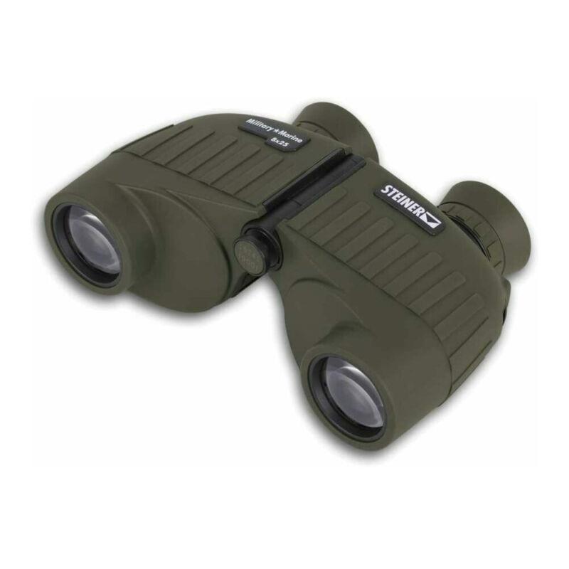 Steiner 8x25 Military Marine Mini Porro MM825 Binoculars