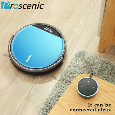 Proscenic 811GB Aleax Robotic Vacuum Silent Floor washing Pet & Allergy Mopping
