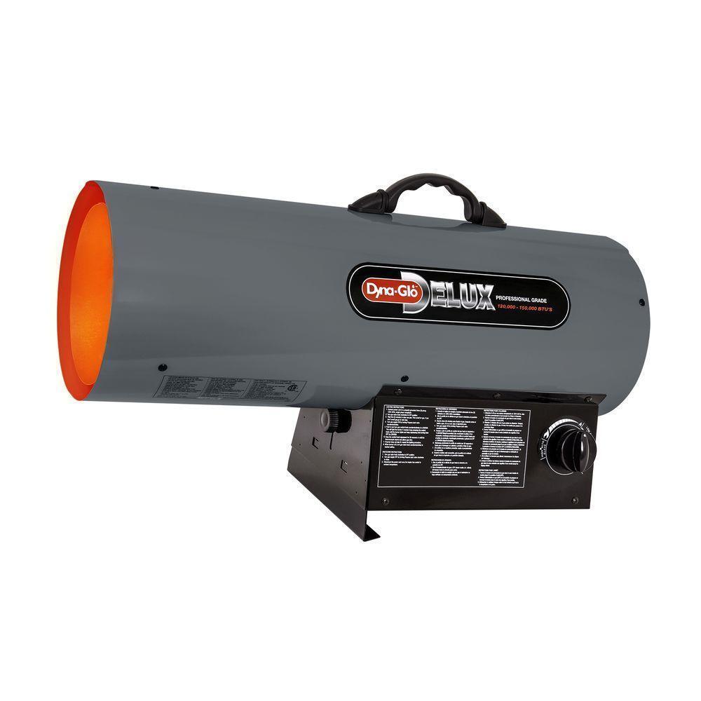 Dyna-Glo Delux RMC-FA150DGD Portable 150,000-BTU Gas Powered