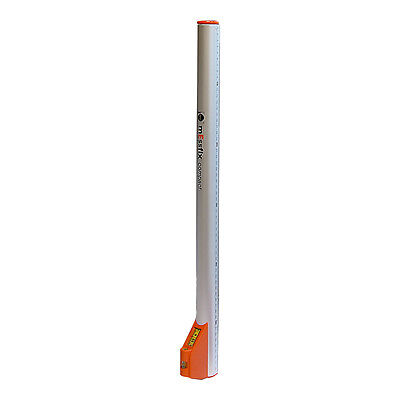 Nedo Messfix Compact Telescopic Measuring Rod Stick 3m