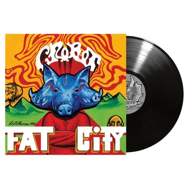 CROBOT – Fat City - LP black Neu New