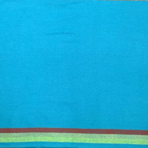 TRADE CLOTH 4-Band Ocean Mist 100% WOOL
