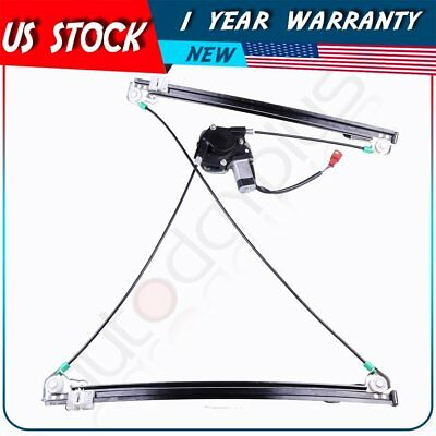New Power Window Regulator fits Chrysler Voyager Front Passenger Side With Motor