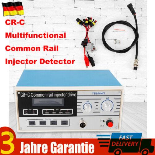 CR-C Multifunction Detektor Diesel Common Rail Injektor Tester Testing Tool DHL