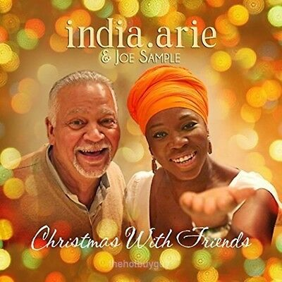 Christmas with Friends * by India.Arie/Joe Sample (CD, Oct-2015, Motown) NEW ()