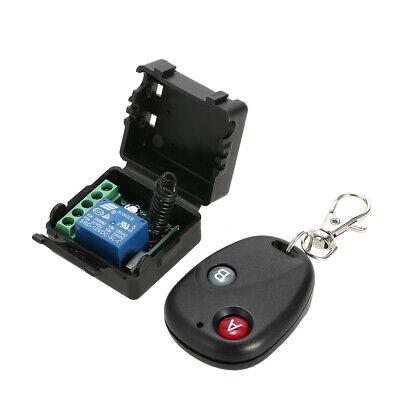 Smart Home 433Mhz DC 12V 1CHWireless Remote Switch Relay Receiver J9T9 Dc 12v Wireless Remote