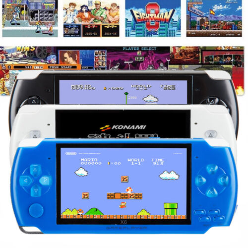 $26.85 - 8GB 4.3'' 32Bit 10000 Games Built-In Portable Handheld Video Game Console Player