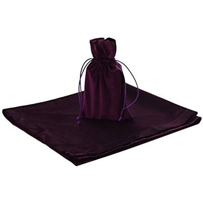 Tarot Divination Table Cloth And Pouch Home & Kitchen