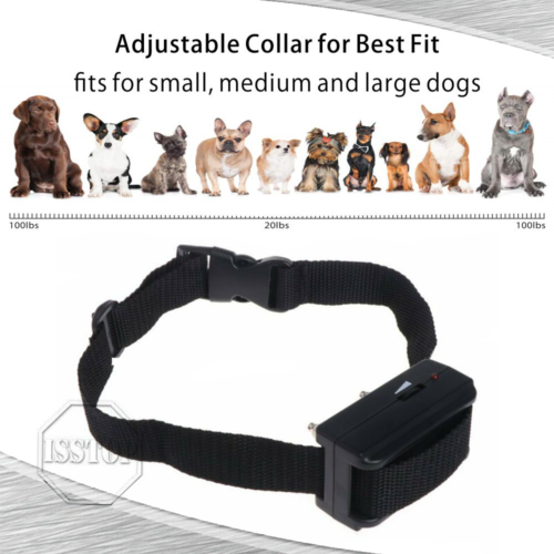 Automatic Shock Control Collar No Barking For ...