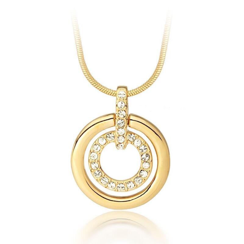 Swarovski crystal necklace ebay aloadofball Choice Image