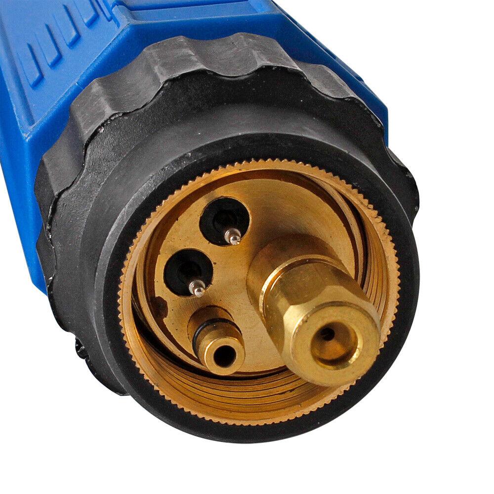 5m MIG//MAG Schweißbrenner Schlauchpaket mit Euro Zentralanschluss Schutzgas DHL