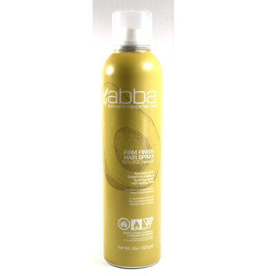 ABBA Firm Finish Aerosol Hair Spray - 8 oz