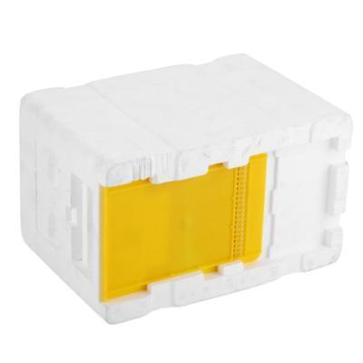 Auto Honey Beehive Frames Beekeeping Kit Bee Hive King Box ...