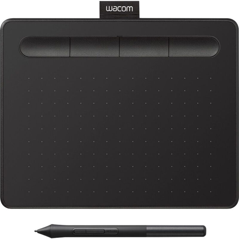 Wacom Intuos Creative Pen Tablet - Small, Black