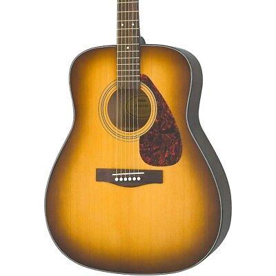 Yamaha F335 Acoustic Guitar Tobacco Brown Sunburst Acoustic Guitar Tobacco Brown Sunburst