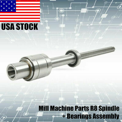 Milling Machine Parts Milling R8 Spindle Bearing For 34 Milling Machine Usa
