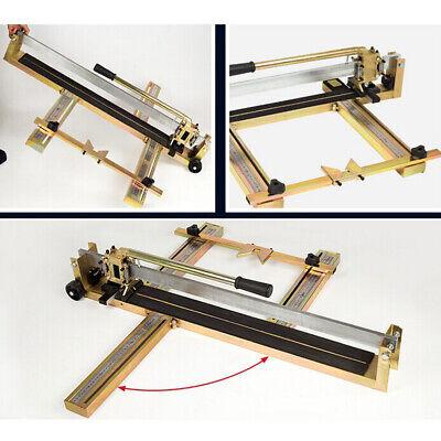 New Manual Laser Guide Tile Saws Ceramic Tiles Marble Tiles Cutting Machine 80cm