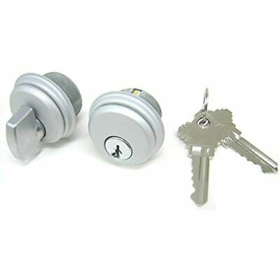 McAvory Storefront Door Commercial Mortise Lock Cylinder & Thumbturn, Adams