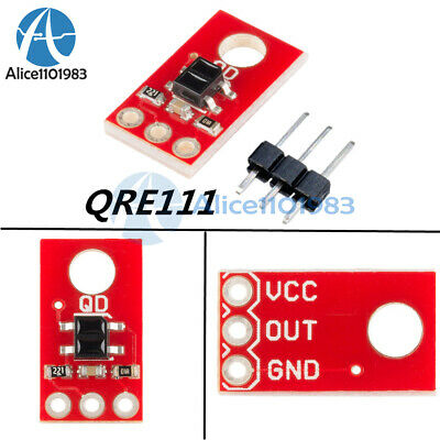 Qre1113 Linear Line Breakout Ir Infrared Reflective Sensor Digital Module Output