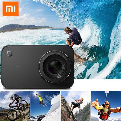 Mijia Xiaomi Camera Mini 4K 30fps Sports Action Camera 2.4'' Raise Screen WiFi