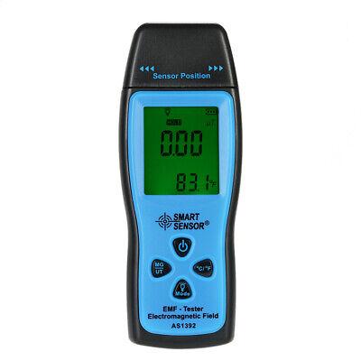 Digital Lcd Emf Tester Electromagnetic Radiation Detector Meter Dosimeter R3s5