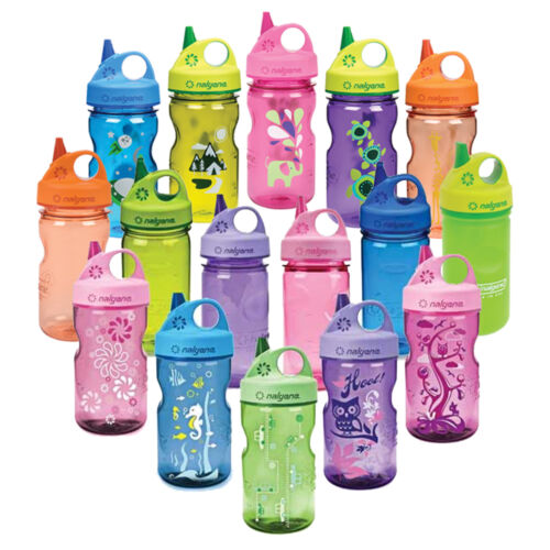 Nalgene Grip N Gulp Water Bottle Sippy Cup