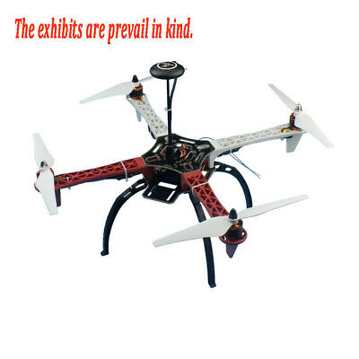 Full Set DIY RC Drone Quadrocopter 4-axle Aircraft Kit F450-V2 Frame GPS APM2.8